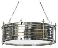 Large Drum Pendant Chandelier Drum Pendant Lighting For Kitchen Tedxumkc Decoration