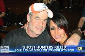 ghost hunting reality star killed wife self after years of abuse