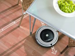 Roomba On Laminate Floors Review Irobot Roomba 860 Robot Vacuum