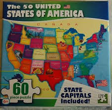 usa map puzzle for toddlers united states puzzle ebay