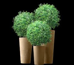 Topiary Balls With Flowers - outdoor artificial boxwood ball topiaries silk outdoor boxwood