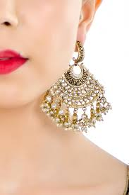 online earrings pakeezah earrings indi fashion