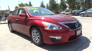 nissan altima 2013 trim levels used 2013 nissan altima sedan cayenne red for sale in fresno ca
