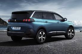 pezo auto same name very different face new peugeot 5008 unveiled by car