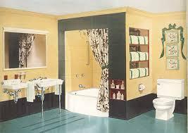 vintage bathrooms designs 24 pages of vintage bathroom design ideas from crane 1949