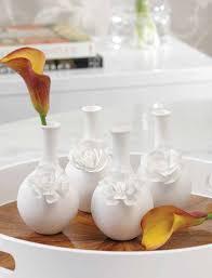 Porcelain Flower Vases La Vie En Rose Home Accessories