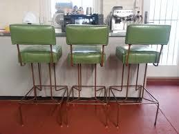 modern orange bar stools romantic bar stools modern orange burnt leather metal fabric in