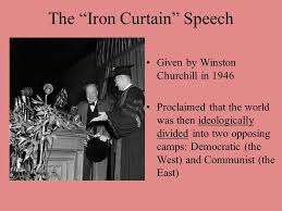 Significance Of Iron Curtain Speech The Most Important Question Of 1945 Was U2026 Ppt Video Online Download