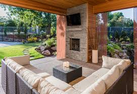 outdoor entertainment backyard ideas and outdoor living spaces for your new home