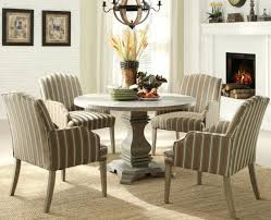 Drop Leaf Pedestal Table Fascinating Round Dining Room Tables With Leaves To Oval Table