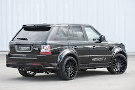 land rover 2010 hamann conqueror ii based on land rover range rover sport 2010