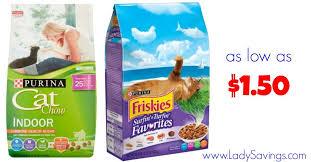 food coupons purina cat food coupon deals at eagle