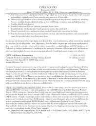 Example Federal Resume by Federal Resume Accountant For Linkedin