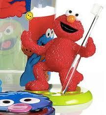 Elmo Bathroom Set Sesame Street Bath Set Jay Franco Muppet Wiki Fandom Powered
