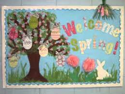Classroom Soft Board Decoration Ideas Easter Bulletin Boards Ideas Youtube