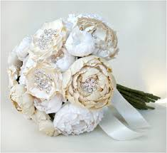 wedding flowers silk silk flowers for wedding chic artificial wedding flower bouquets