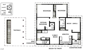 Small House Floor Plans Home Design 3 Bedroom House Floor Plan Fsbo Lawrence With Small
