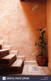 Moroccan Houses by Stairs In A Typical Moroccan House Agadir Morocco North Africa