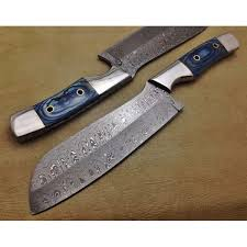 Best Steel For Kitchen Knives Damascus Kitchen Knife Custom Handmade Damascus Steel Kitchen Best