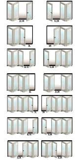 Bi Folding Glass Doors Exterior Options Bifold Exterior Doors Home Doors Usa Folding