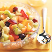 fruit salads for thanksgiving lemonade pudding fruit salad recipe taste of home
