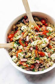 easy greek pasta salad recipe greek pasta salads greek pasta