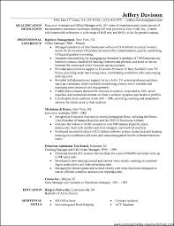 Sample Resume For Office Manager Position by Office Administration Resume Samples Free Samples Examples