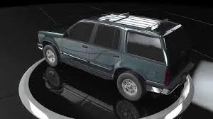 Ford Explorer 1993 - 3d model 1994 ford explorer youtube