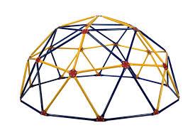 amazon com easy outdoor space dome climber u2013 rust and uv