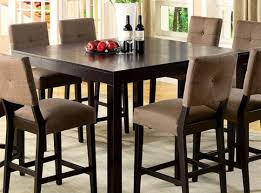 kitchen tables modern cabinet modern ideas tall dining tables awesome design counter