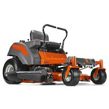 shop husqvarna rz254 26 hp v twin dual hydrostatic 54 in zero turn