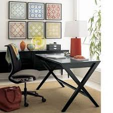 Crate And Barrel Office Desk Hendrix Desk I Crate And Barrel Home Offices Pinterest