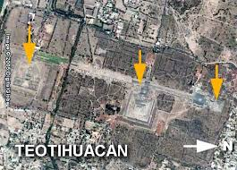 teotihuacan map teotihuacan city of god or gods mysteries
