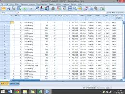 proportion spss making percentage variables cross validated