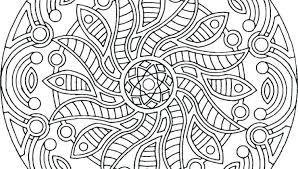 beautiful mandala coloring pages fresh mandalas coloring pages and free mandala adult coloring page