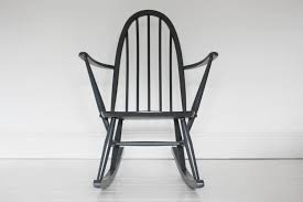 Ercol Armchairs Ercol The Revival Of A Vintage Windsor Rocking Chair Midcentury