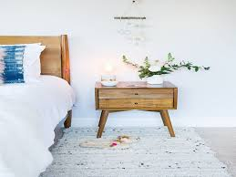 25 Best Ideas About Bedside Table Decor On Pinterest by