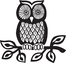 outline of an owl free download clip art free clip art on