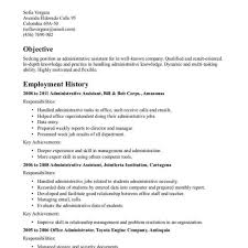 resume template for assistant administrative office assistant resume office assistant resume
