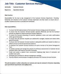 Customer Service Manager Responsibilities Resume Monster Resume And Express Resume Service Writing Services
