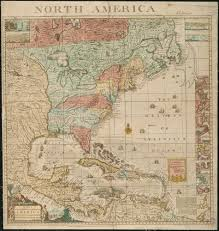 United States Map In Spanish by Historical Maps Of The United States And North America Vivid Maps