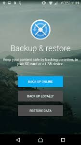 backup and restore apk xperia update v3 10 11 xperia z5 sound image enhancement apps themes