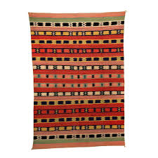 Hubbell Trading Post Rugs For Sale Vintage Navajo Rug Pictorial Yeibichai From Lukachukai Trading