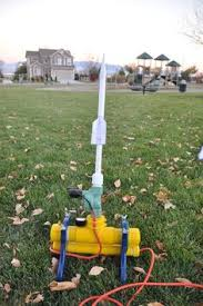 paper stomp rockets outdoor games family reunions and craft