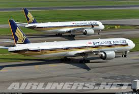 boeing 777 312 er singapore airlines aviation photo 4581199