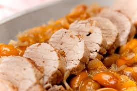cuisiner un filet mignon de porc filet mignon de porc aux mirabelles l effet chocolat