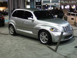 auction results and data for 2001 chrysler pt cruiser