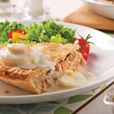 cuisine au pâté au saumon et sauce aux oeufs recettes cuisine et nutrition