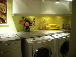 photos small basement laundry room idea a happy green laundry