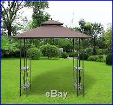 bbq tent patio awnings canopies and tents archive 8ft 5ft gazebo